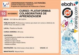 eFormau00E7u00E3o - CARTAZES - PCA - 2014