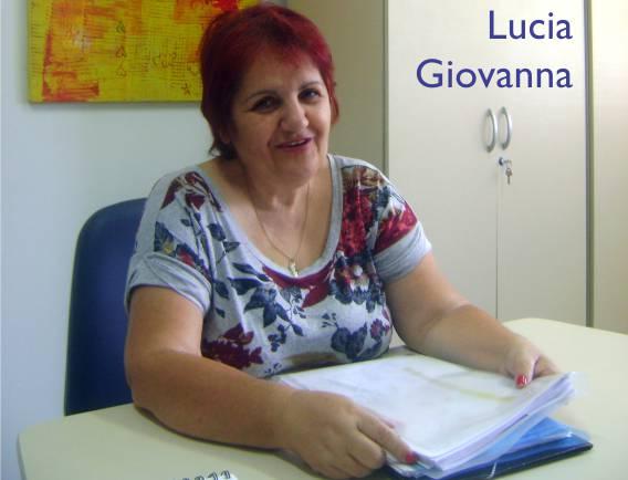 Lucia Giovanna - nota de Pesar